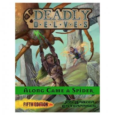 5E: Deadly Delves: Along Came a Spider