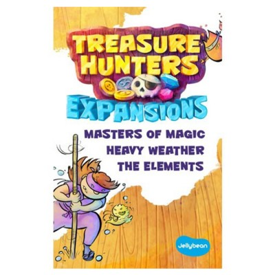 Treasure Hunters Expansions