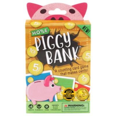 Child Card Games: Piggy Bank