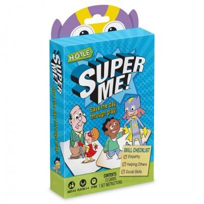 Child Card Games: Super Me