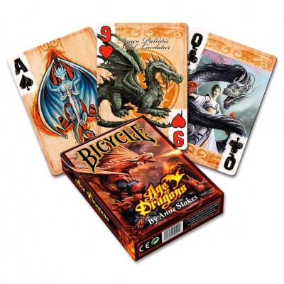 Playing Cards:Anne Stokes Age of Dragons