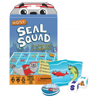 Child Card Games: Seal Squad