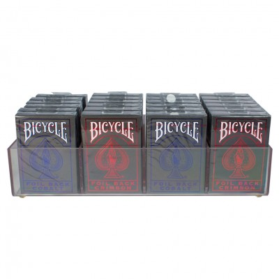 Playing Cards: MetalLuxe Display (24)