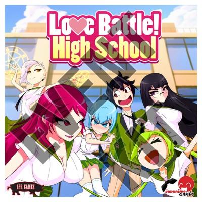 Love Battle! High School Event Kit