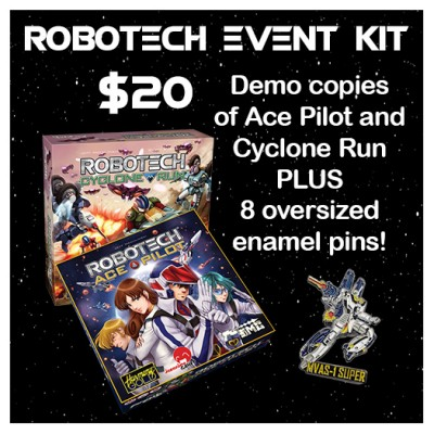 Robotech Event Kit