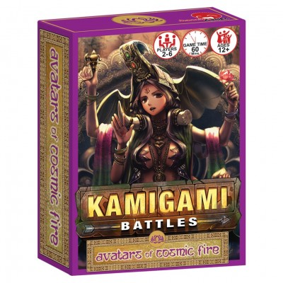 Kamigami Battles: Cosmic Fire Exp