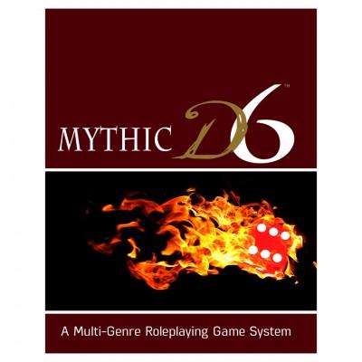 Mythic D6 (HC)