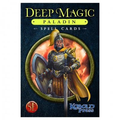 D&D 5E: Deep Magic Spell Cards: Paladin