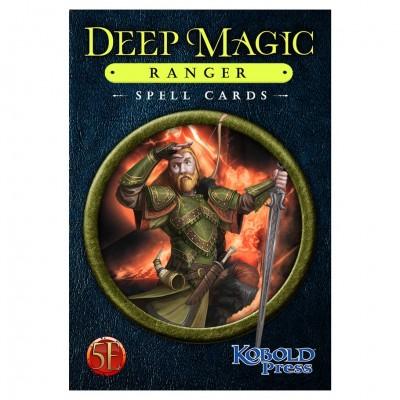 D&D 5E: Deep Magic Spell Cards: Ranger