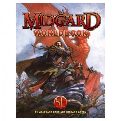 5E: Midgard Worldbook