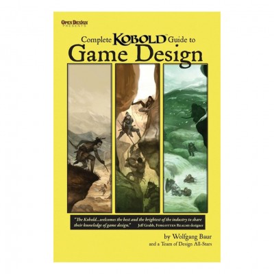 Kobold: Guide to RPG Game Design