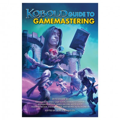 Kobold: Guide to Gamemastering