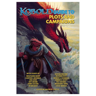 Kobold: Guide to Plots & Campaigns