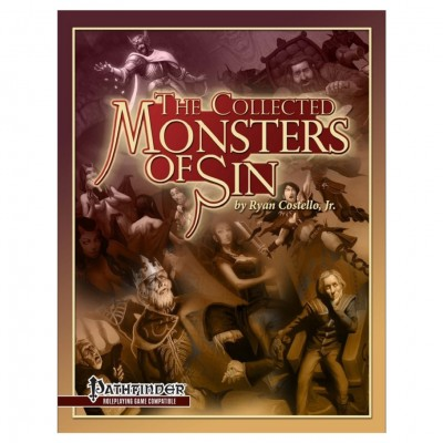 Kobold: PF: Collected Monsters of Sin