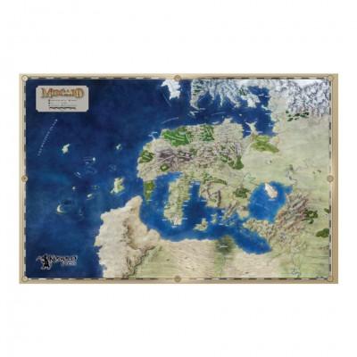 Kobold: PF: Midgard Poster Map