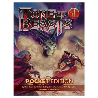 5E: Tome of Beasts PE