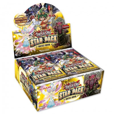 YGO: Star Pack: Battle Royal