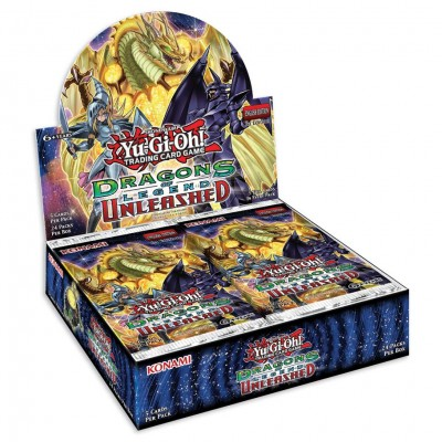 YGO: Dragons of Legend Unleashed BD