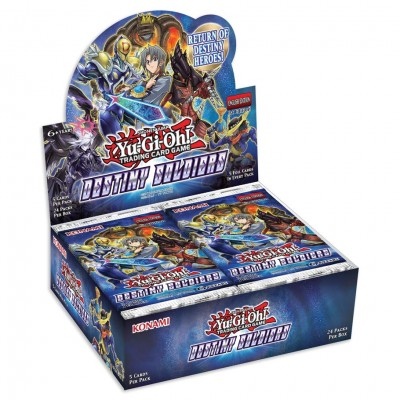 YGO: Destiny Soldiers BD