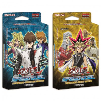YGO: Speed Dueling SD