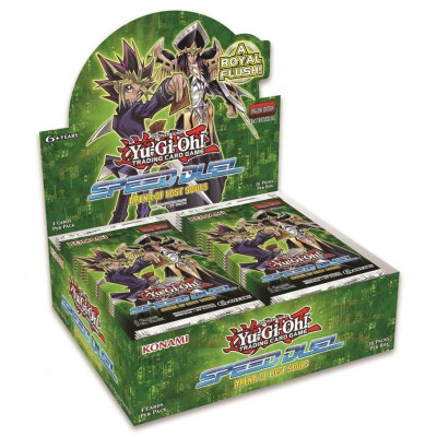 YGO: Arena of Lost Souls BD