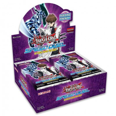 YGO: Speed Duel: Attack from the Deep BD