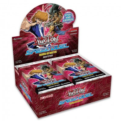 YGO: Speed Duel: Scars of Battle BD