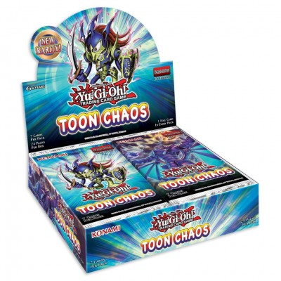 YGO: Toon Chaos BD