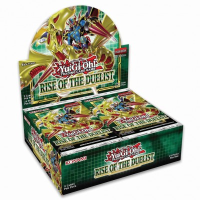 YGO: Rise of the Duelist BD