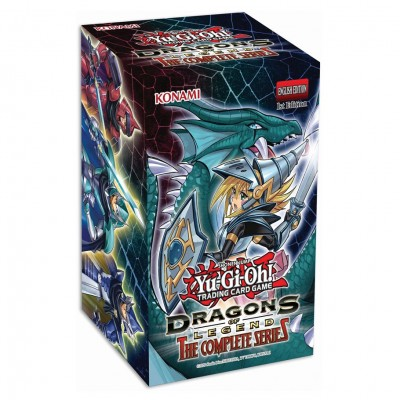 YGO: Dragons of Legend: Complete Series