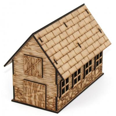 CV: Abitha, the Barn