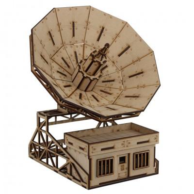 Heavy Industry: Satellite Dish