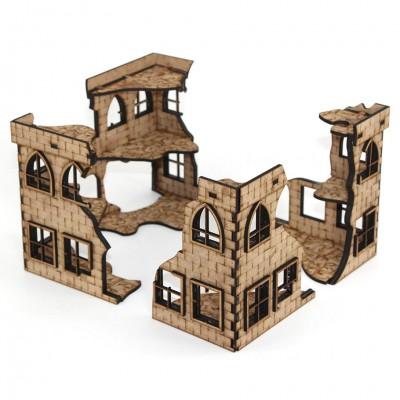 Ruinscape: The Four Corners (Ruins)