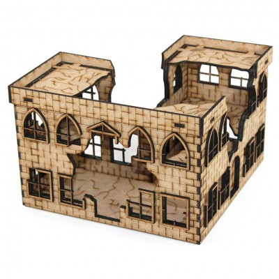 Ruinscape: Martense Hall Ruins