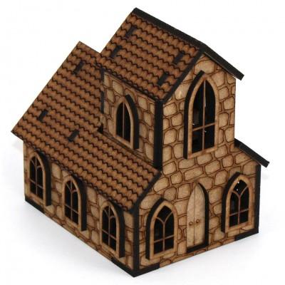 15mm: Pastoral Chapelle