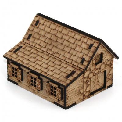 15mm: Provincial barn