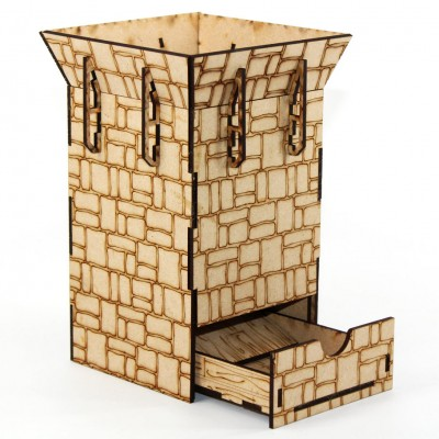 Accessories: The Dice Tower