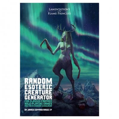 Random Esoteric Creature Generator