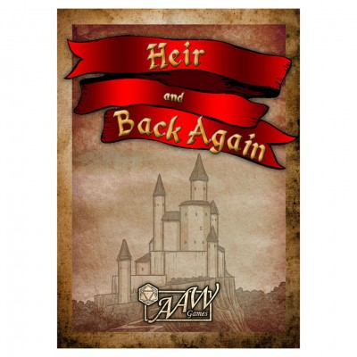 Heir & Back Again: Deck of Cards