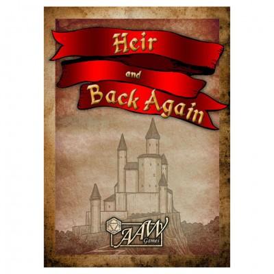 Heir & Back Again: Deck of Cards
