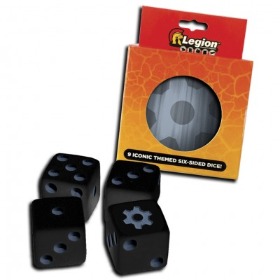 Iconic Dice Tins: Gear (9)