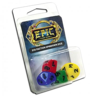 Dice: Epic (4)
