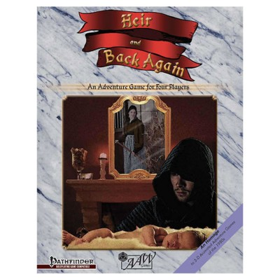 Heir & Back Again (PFRPG)