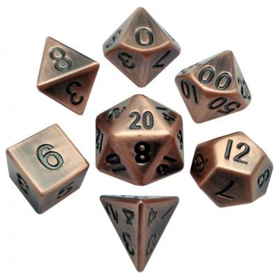 7-set: Antique CP Metal