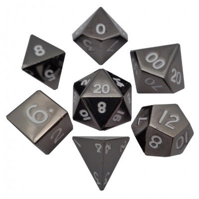 7-set: Sterling GY Metal