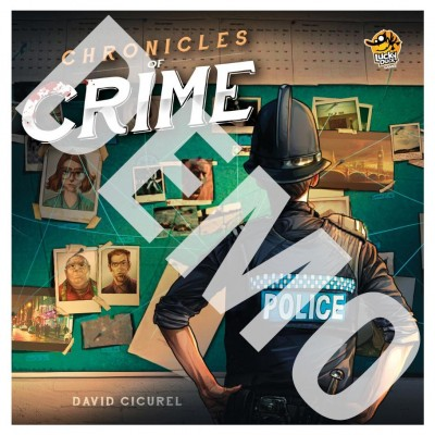 Chronicles of Crime DEMO