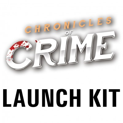 Chronicles of Crime Launch Kit (6)
