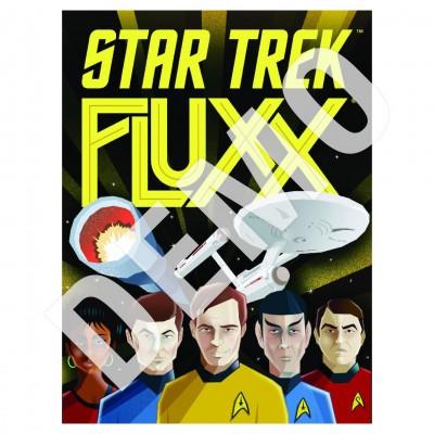 Star Trek Fluxx Demo