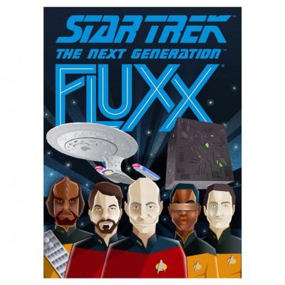 Star Trek TNG Fluxx