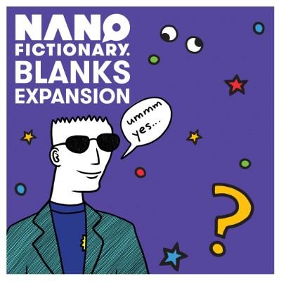 Nanofictionary Blanks